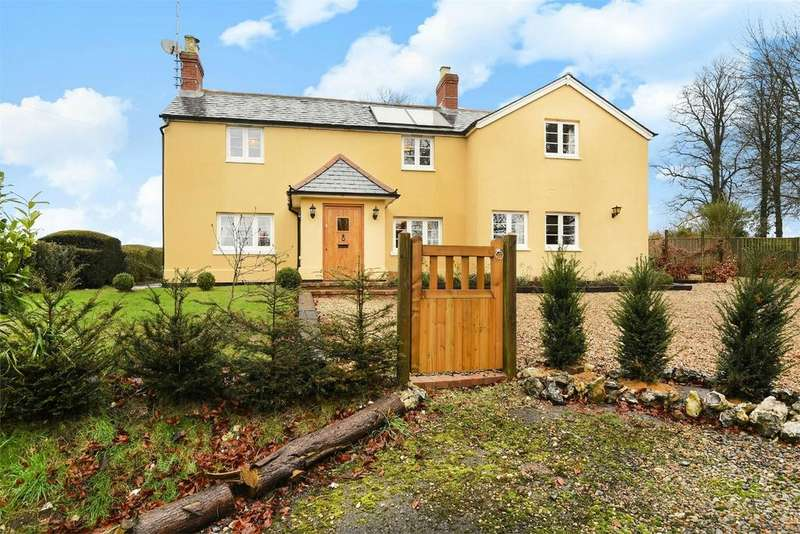 5 Bedrooms Detached House for sale in Axford, Basingstoke, Hampshire