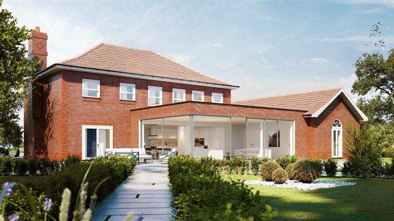 5 Bedrooms Detached House for sale in Skylark Meadows Whiteley Fareham