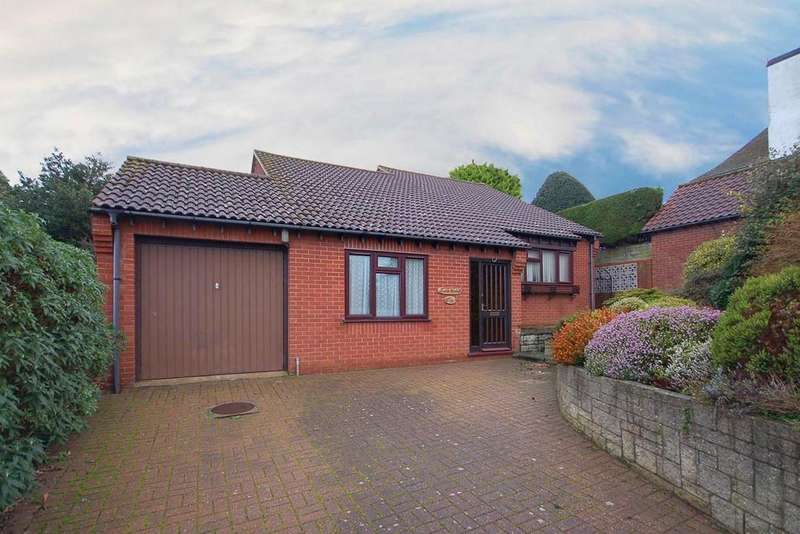 2 Bedrooms Detached Bungalow for sale in Suffolk Road, Sheringham