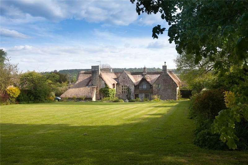 7 Bedrooms Detached House for sale in Snow Hill, Dinton, Salisbury, Wiltshire, SP3