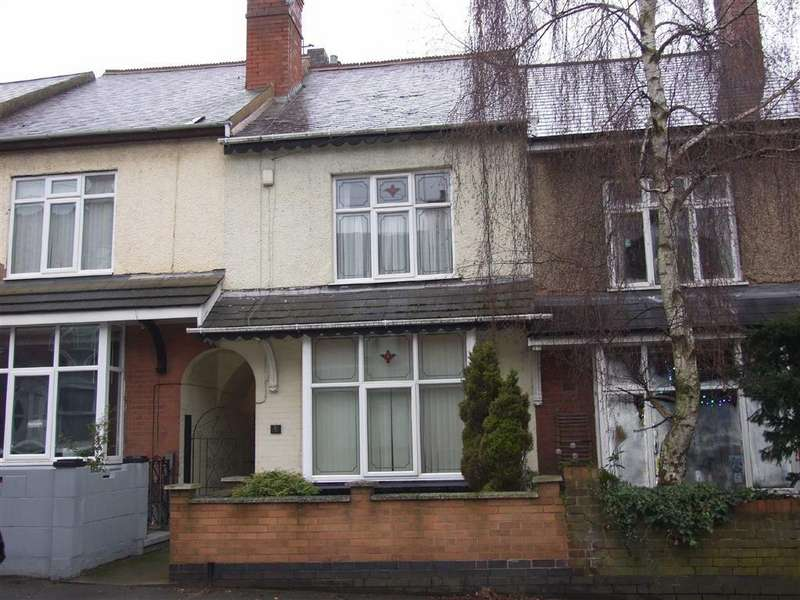 3 Bedrooms Terraced House for sale in Park Road, Bedworth