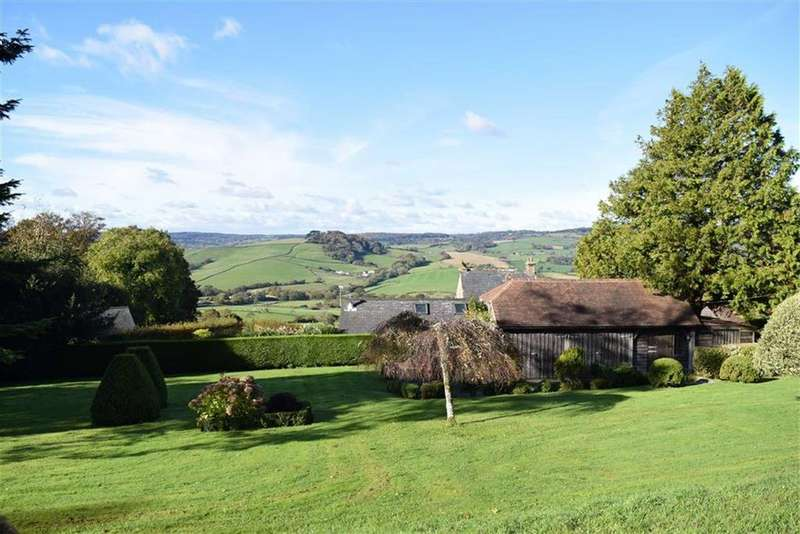 5 Bedrooms Detached House for sale in Taylors Lane, Morcombelake, Dorset, DT6