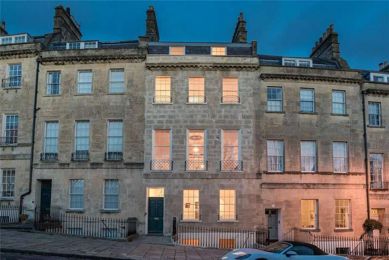 6 Bedrooms House for sale in Lansdown Place East, Bath
