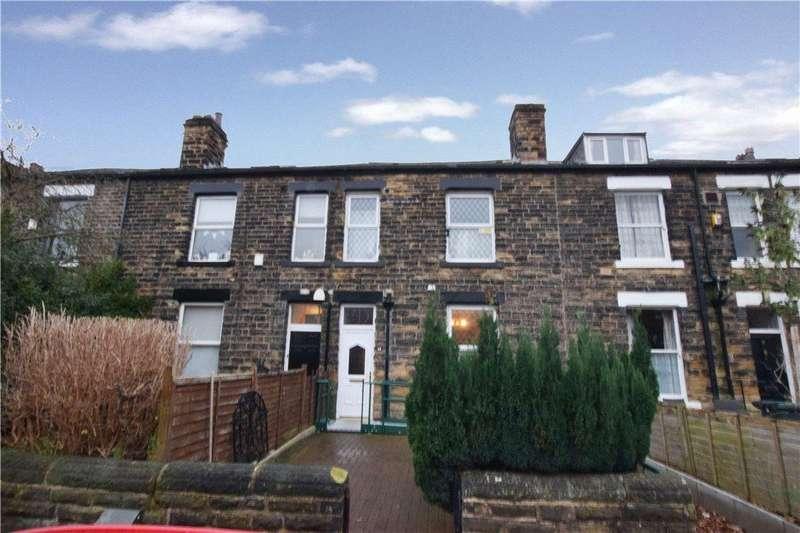 3 Bedrooms Terraced House for sale in Broomfield Road, Leeds