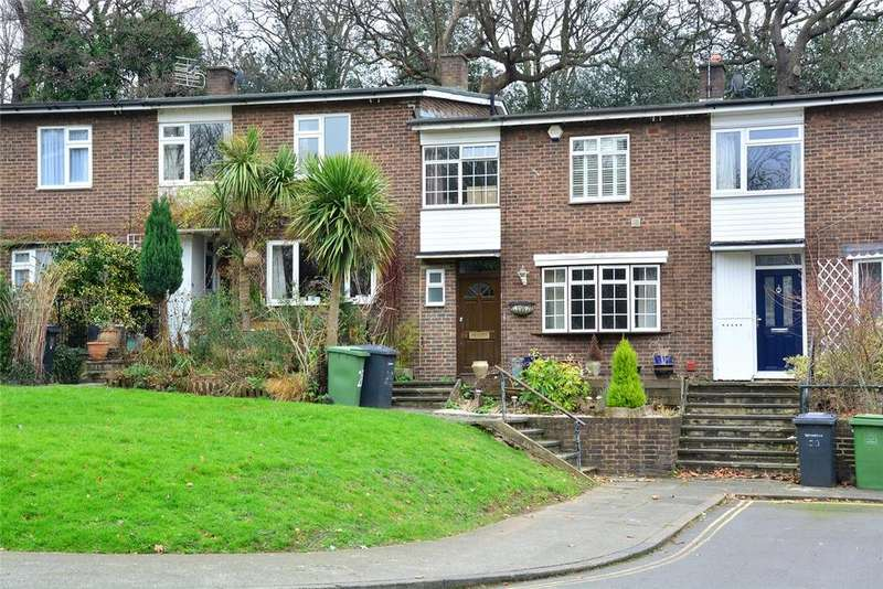 4 Bedrooms Terraced House for sale in Pagoda Gardens, Blackheath, London, SE3