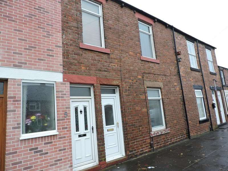 2 Bedrooms Flat for sale in Clarabad Terrace, Palmersville, Newcastle, Newcastle upon Tyne, NE12 9HJ