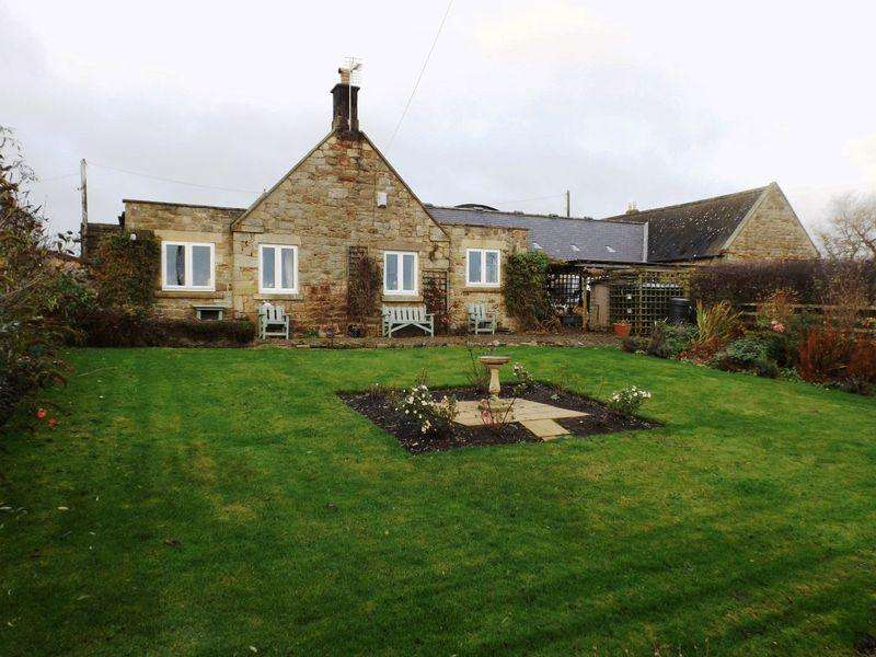 3 Bedrooms Bungalow for sale in Hartburn Morpeth