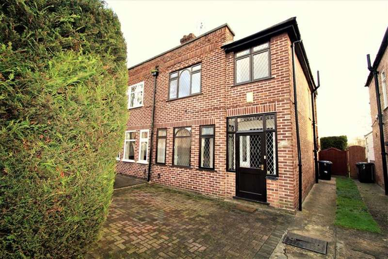 3 Bedrooms Semi Detached House for rent in Wyresdale Crescent, Perivale, Middx