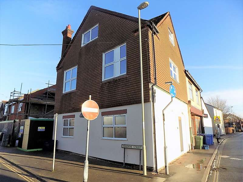 1 Bedroom Apartment Flat for sale in Queens Road, Aldershot GU11