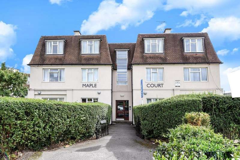 2 Bedrooms Flat for sale in Cambridge Road, Kingston upon Thames