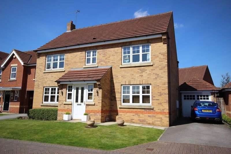 4 Bedrooms Detached House for sale in Birch Place, Brough