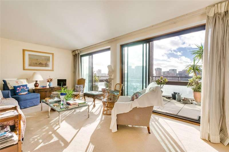3 Bedrooms Flat for sale in Crown Reach, Pimlico, London