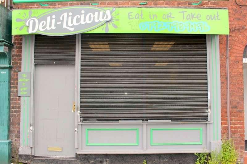 Shop Commercial for rent in Market Street, Farnworth, Bolton, BL4