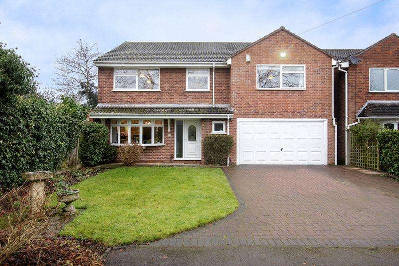 6 Bedrooms Detached House for sale in Trent Valley Road, Staffordshire