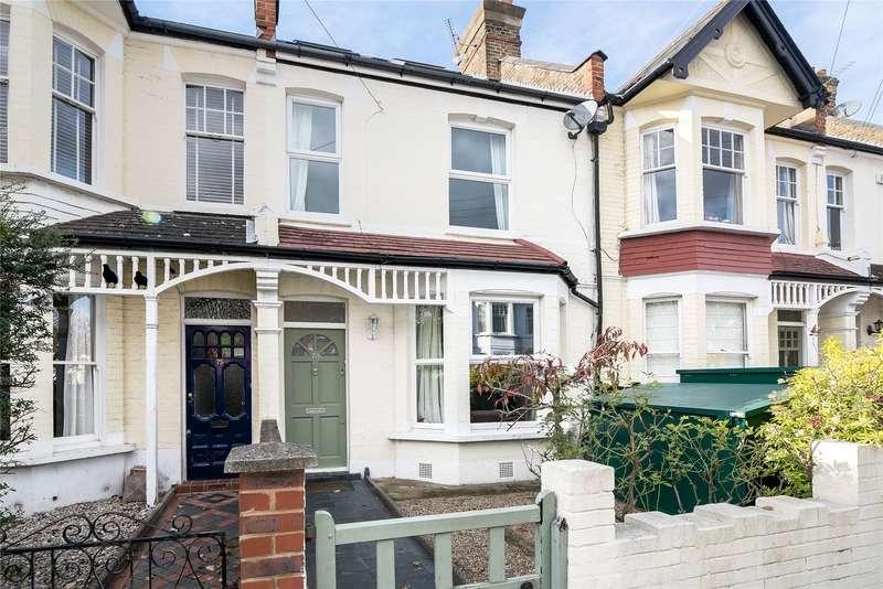 5 Bedrooms Terraced House for sale in Astonville Street, Southfields, London, SW18