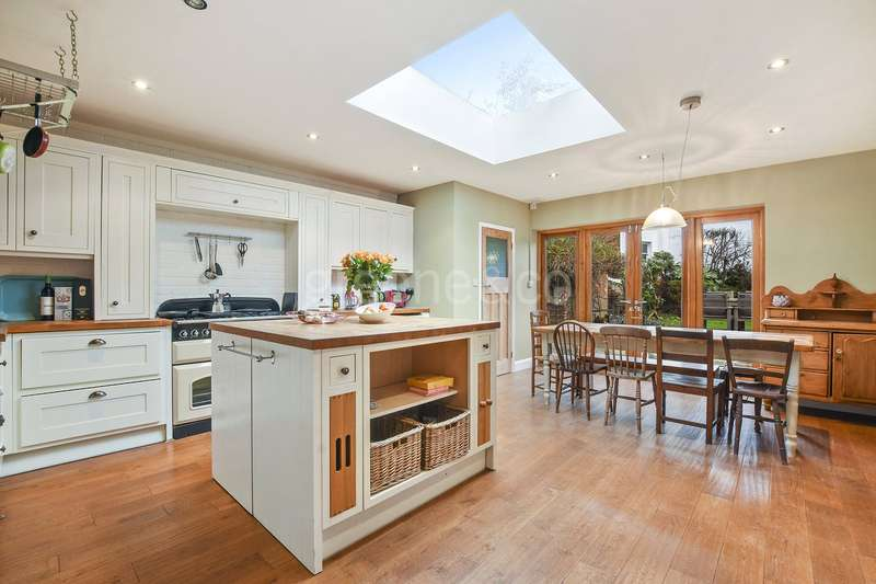 2 Bedrooms House for sale in Park Road, Crouch End, London, N8
