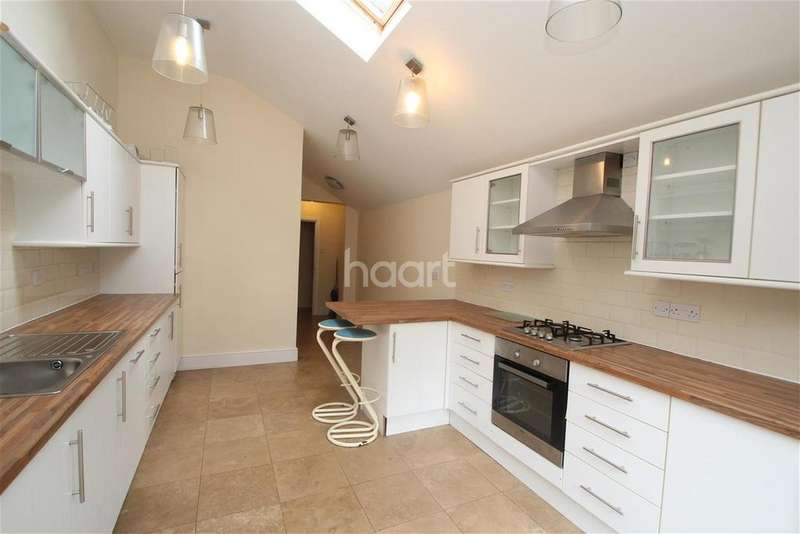 3 Bedrooms Terraced House for rent in Harborne Park Road, Harborne