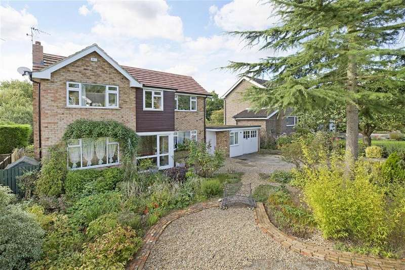 4 Bedrooms Detached House for sale in Fulwith Close, Harrogate, North Yorkshire