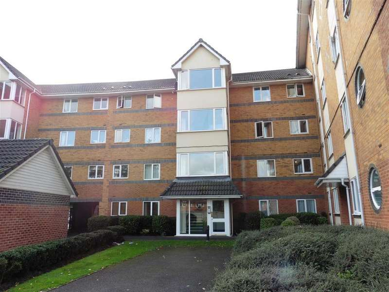 2 Bedrooms Apartment Flat for sale in Oxford Road, Reading