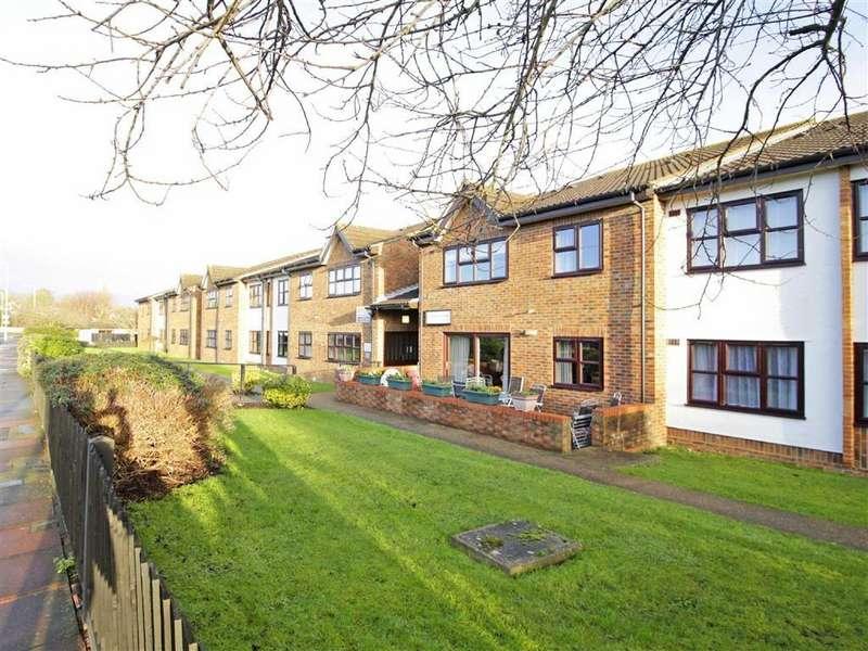 1 Bedroom Retirement Property for sale in Glebe Way, West Wickham, Kent
