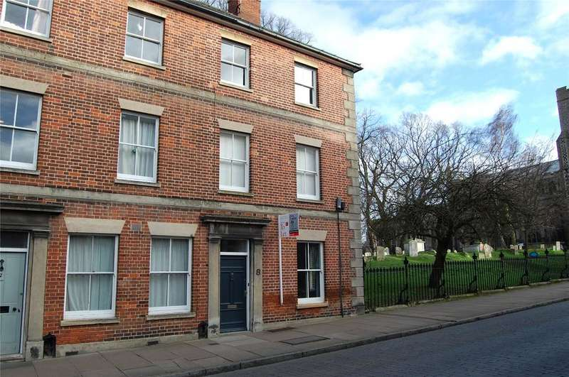 3 Bedrooms End Of Terrace House for rent in Crown Street, Bury St Edmunds, Suffolk, IP33