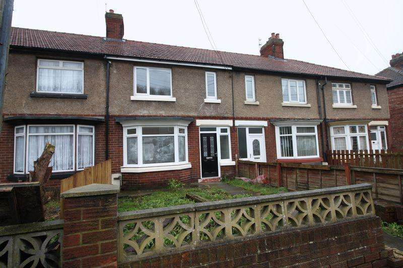 3 Bedrooms Terraced House for sale in Croft Gardens, Ferryhill