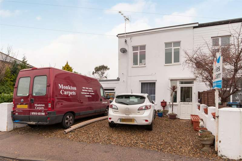 4 Bedrooms Semi Detached House for sale in Minnis Road, BIRCHINGTON