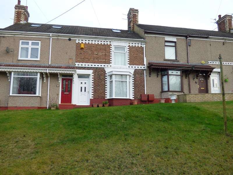 3 Bedrooms Property for sale in Coronation Terrace, West Cornforth, Ferryhill, Durham, DL17 9LR