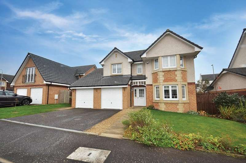 5 Bedrooms Detached Villa House for sale in Lilly Place, Newton Mearns, Glasgow, G77