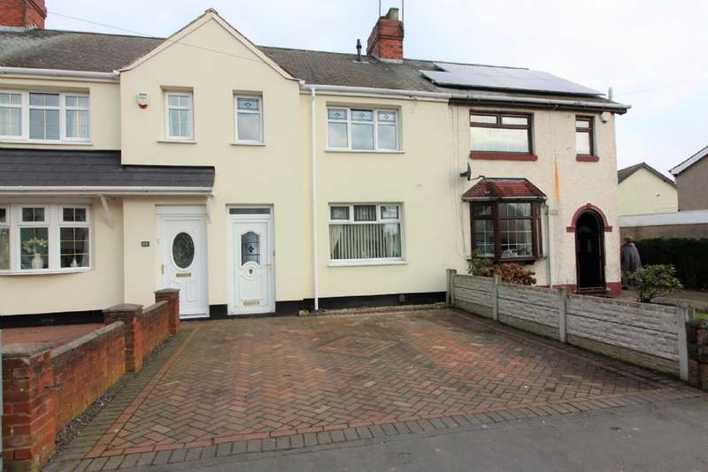 3 Bedrooms Town House for sale in Thorne Road, Willenhall