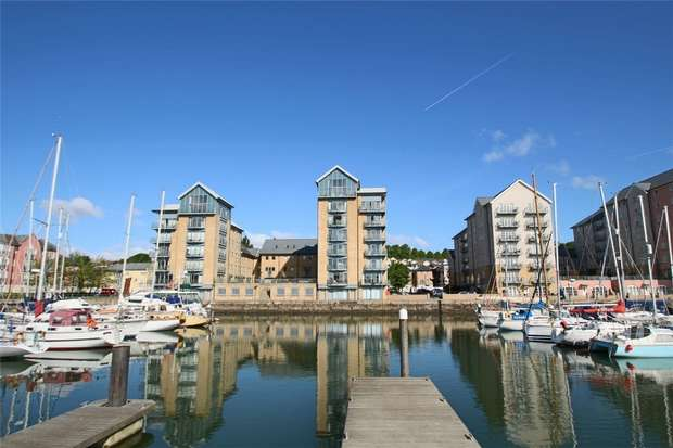 3 Bedrooms Flat for sale in Estuary House, Lower Burlington Road, Portishead