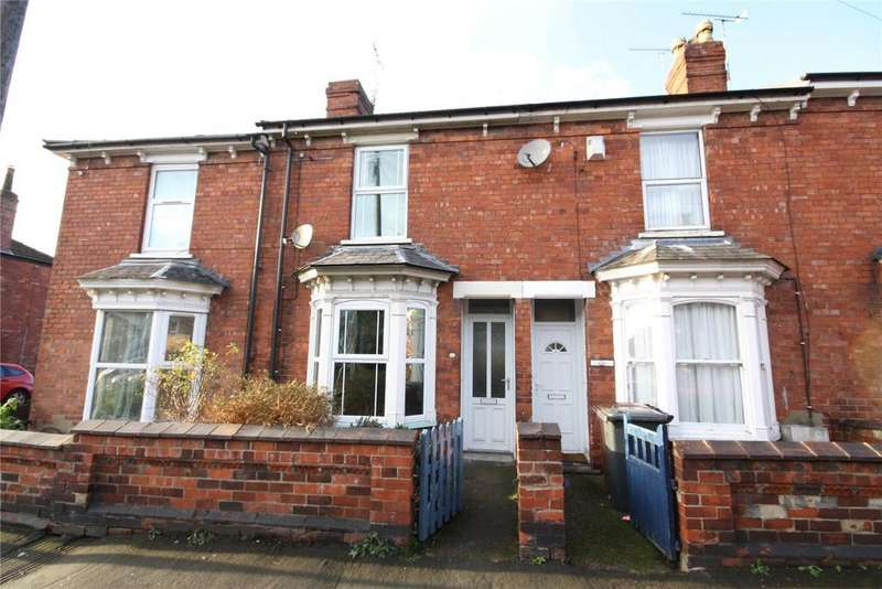 2 Bedrooms Terraced House for sale in Moor Street, Lincoln, Lincolnshire, LN1