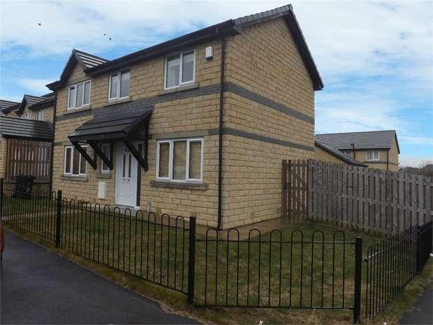 4 Bedrooms Detached House for sale in Redwood Crescent, Bradford, West Yorkshire