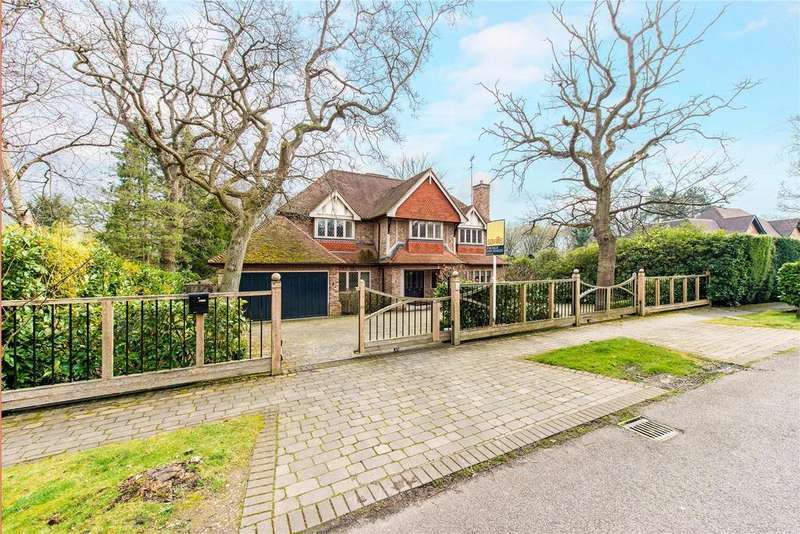 7 Bedrooms Detached House for sale in Nicholas Way, Northwood, Middlesex, HA6