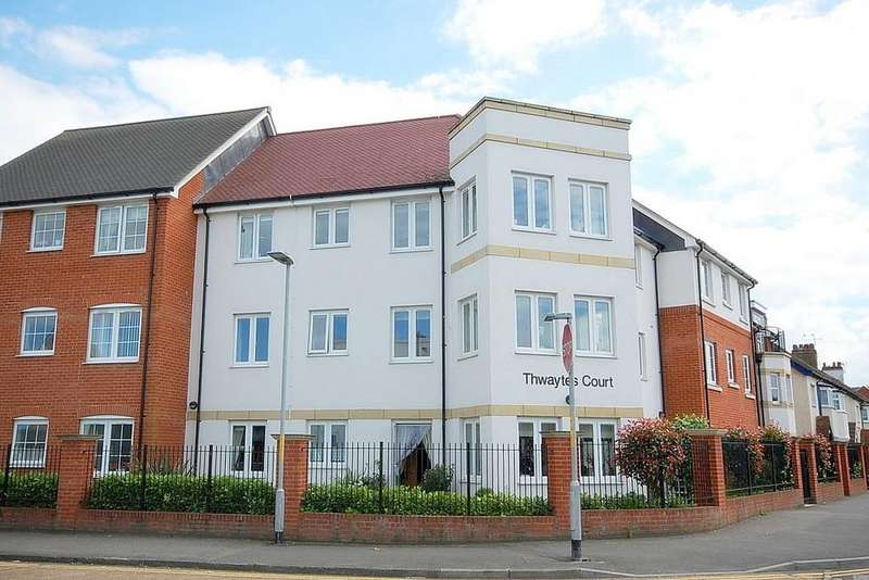 1 Bedroom Retirement Property for sale in Minster Drive, Herne Bay