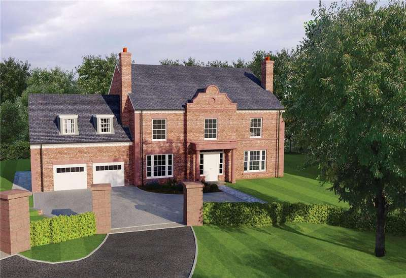4 Bedrooms Detached House for sale in Aspen House, Eaton Green, Eaton Lane, Eaton, Cheshire, CW6