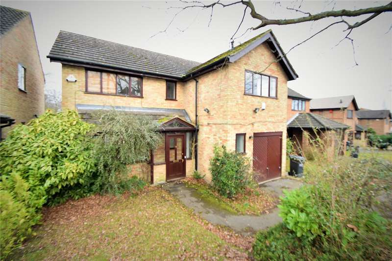 5 Bedrooms Detached House for sale in Ryefield Road, London