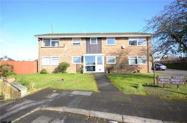 2 Bedrooms Apartment Flat for sale in Grange Court, Sidmouth Grange Close, Reading