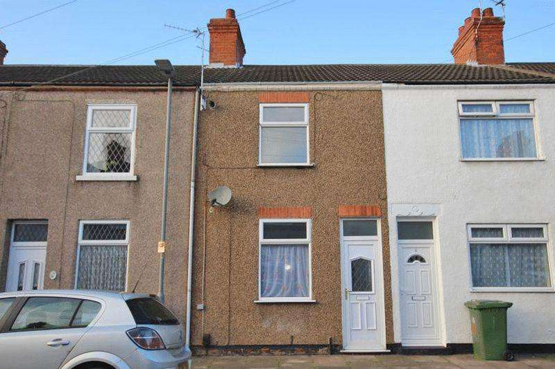 2 Bedrooms Terraced House for sale in ARTHUR STREET, GRIMSBY