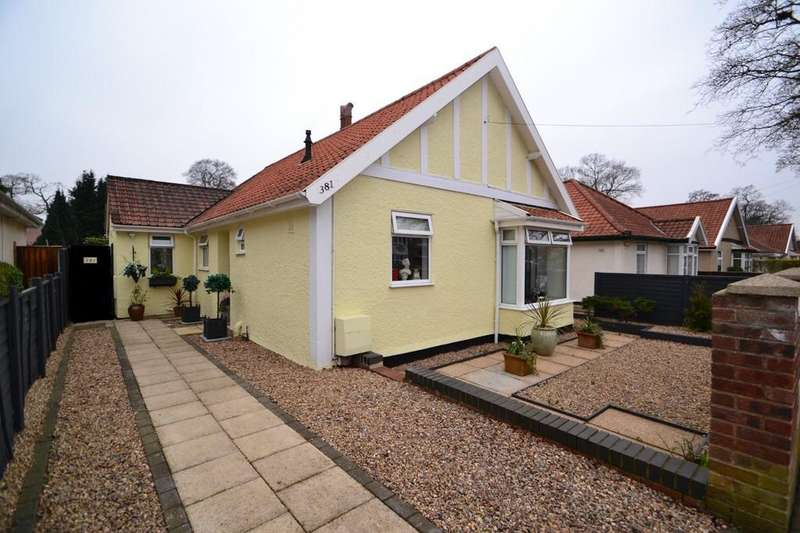 3 Bedrooms Detached Bungalow for sale in Bowthorpe Road, Norwich