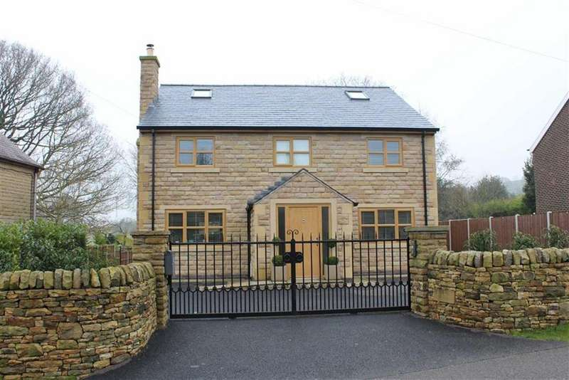 6 Bedrooms Detached House for sale in Laneside Road, New Mills, High Peak