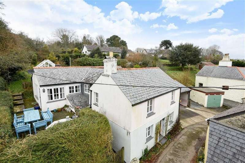 4 Bedrooms Detached House for sale in Lerryn, Lostwithiel, Cornwall, PL22