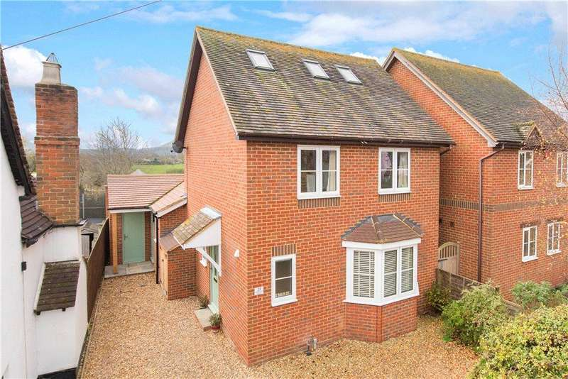 4 Bedrooms Detached House for sale in Lower Street, Quainton, Aylesbury, Buckinghamshire