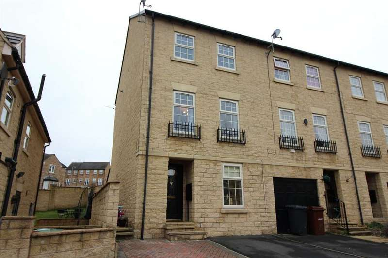 4 Bedrooms Town House for sale in Hepworth Close, Woolley Grange, Barnsley, S75