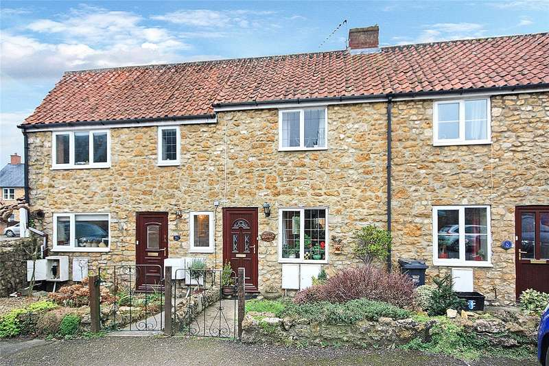 2 Bedrooms House for sale in Wharf Lane, Ilminster, Somerset, TA19