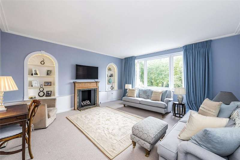 4 Bedrooms Terraced House for sale in Hereford Square, London, SW7