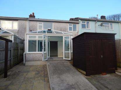 3 Bedrooms Terraced House for sale in Liskeard, Cornwall, Uk