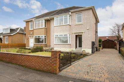 3 Bedrooms Semi Detached House for sale in Kethers Street, Motherwell, North Lanarkshire