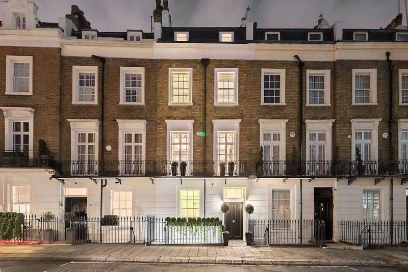 5 Bedrooms House for sale in Trevor Place, Knightsbridge SW7