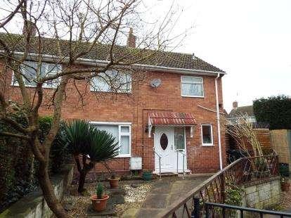 3 Bedrooms Semi Detached House for sale in Grimesmoor Road, Calverton, Nottingham